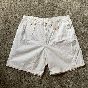 Nautica Men's Shorts - NWT - White Size 40